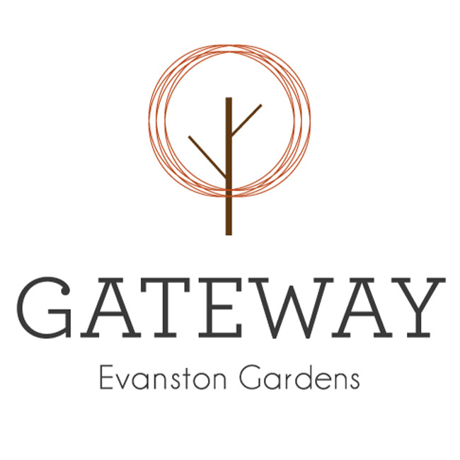 Gateway Evanston Gardens Logo
