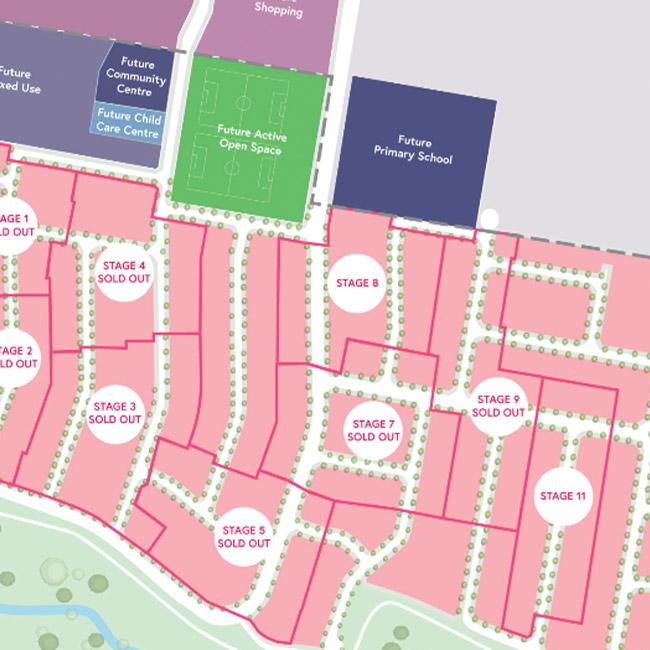 Pinnacle Estate sold lots
