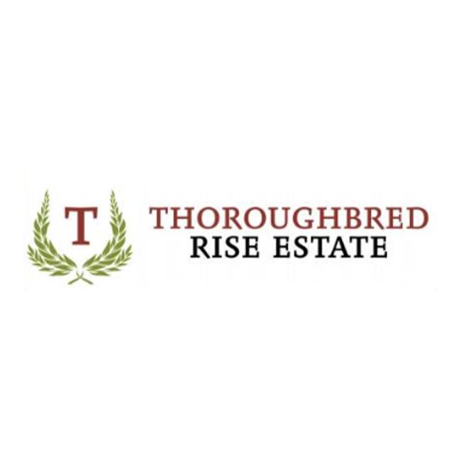 Thoroughbred Rise Estate Logo